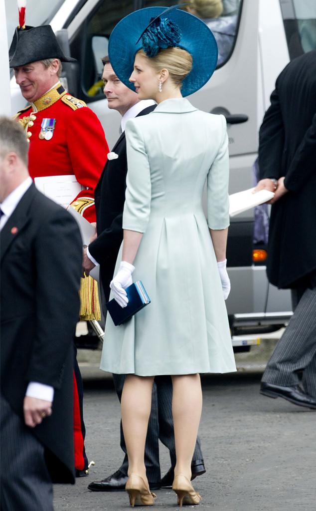 Lady Gabriella Windsor, Royal Wedding 2011