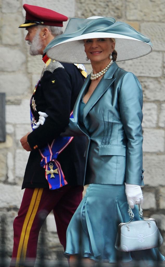 Prince Michael of Kent, Princess Michael of Kent, Royal Wedding 2011