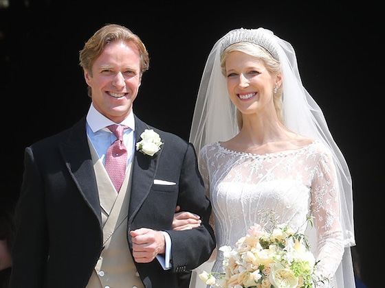 Lady Gabriella Windsor Marries Thomas Kingston in Royal Wedding Ceremony