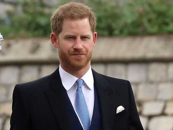 Prince Harry Attends Lady Gabriella Windsor's Wedding as Meghan Markle Stays With Archie