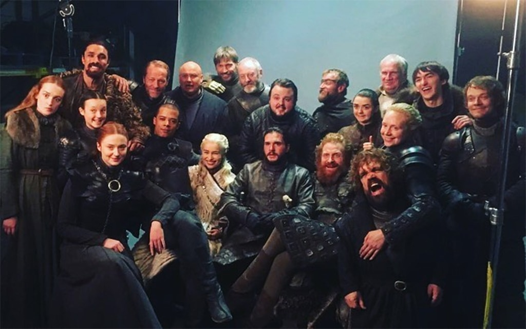 Game of Thrones, Cast, Before the Final Episode