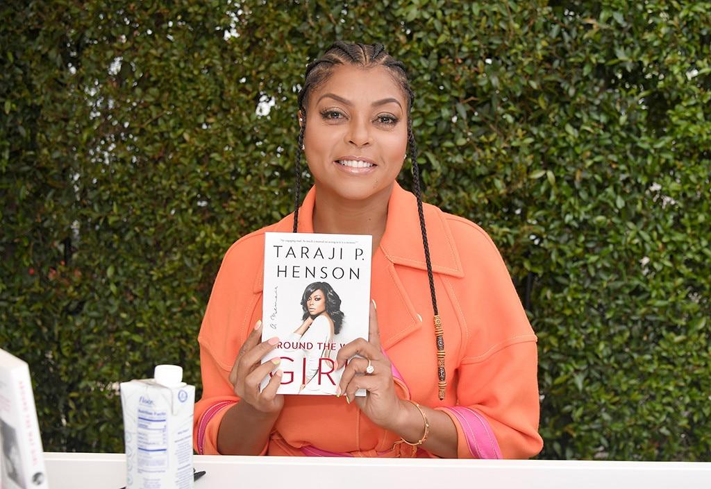 Taraji P. Henson -  The actress promotes her book.