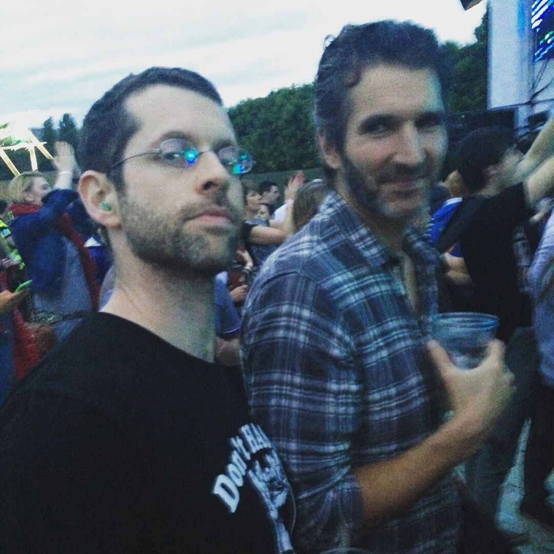 David Benioff, D.B. Weiss, Game of Thrones, Before the Final Episode