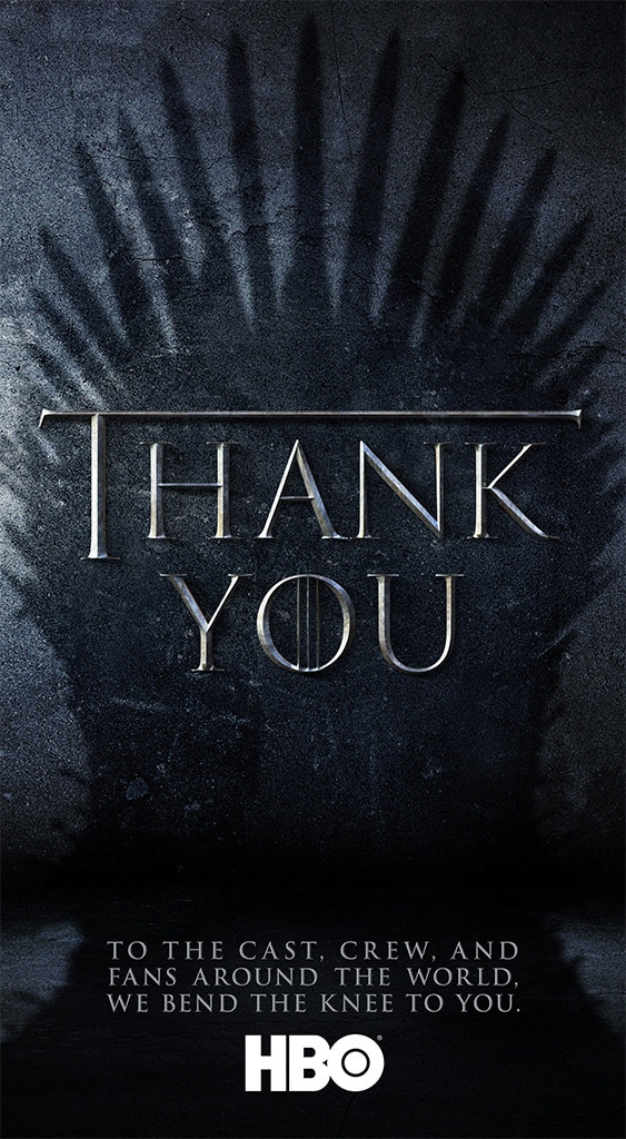 Game of Thrones, Before the Final Episode