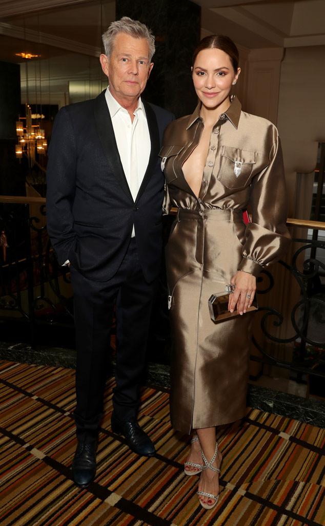 Katharine McPhee, David Foster, American Icon Awards 2019