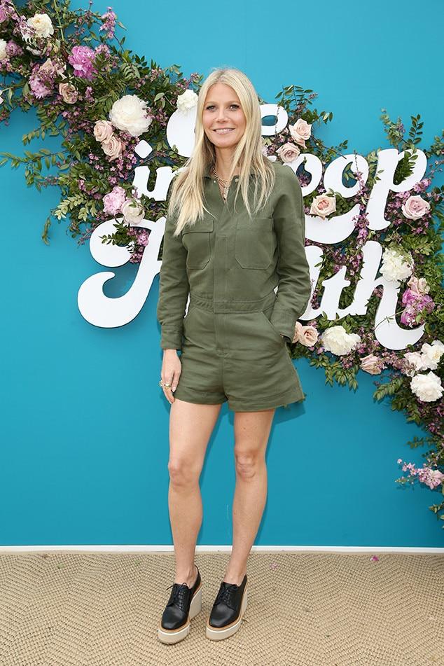 Gwyneth Paltrow, In Goop Health Summit Los Angeles 2019