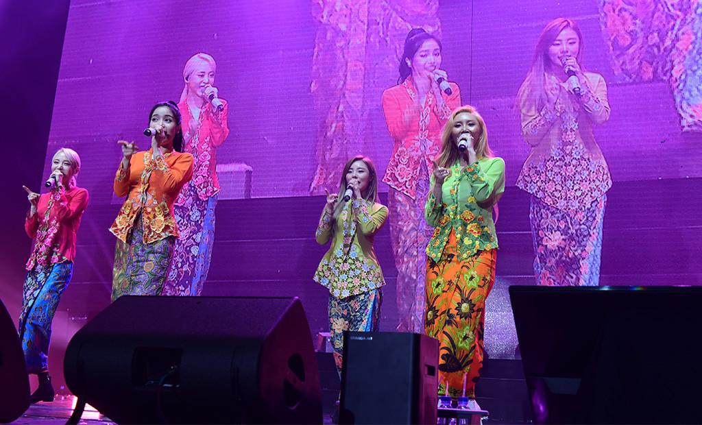 MAMAMOO Singapore Fanmeet 2019