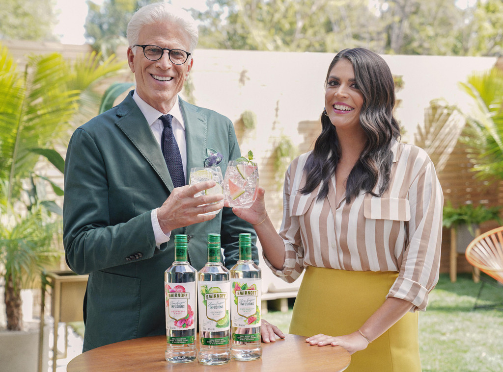 Cecily Strong, Ted Danson