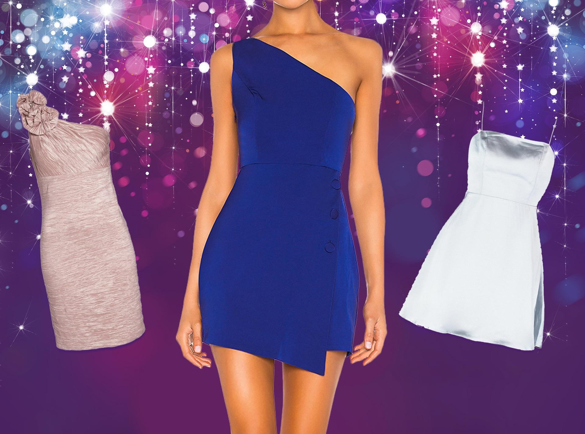 E-Comm: Cocktail Prom Dresses