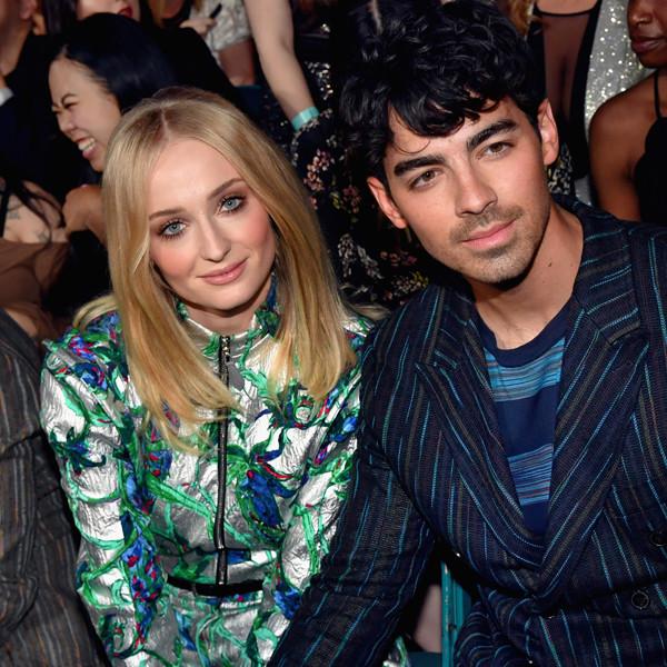 Sophie Turner, Joe Jonas, 2019 Billboard Music Awards
