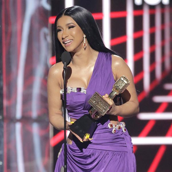 Cardi B, 2019 Billboard Music Awards