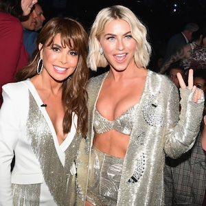 Paula Abdul, Julianne Hough, 2019 Billboard Music Awards