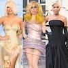 Lady Gaga, Fashion Evolution