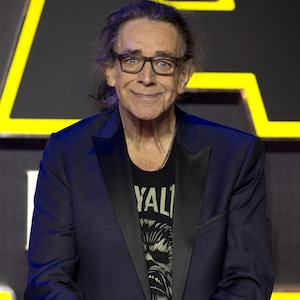 Peter Mayhew, Star Wars Premiere, London