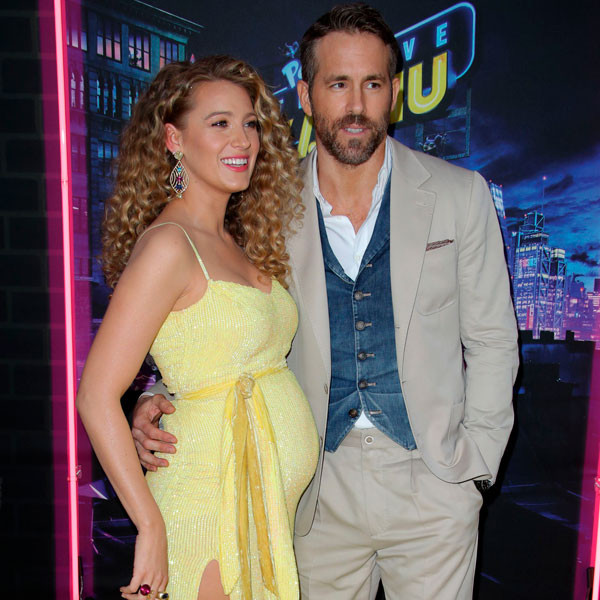 Blake Lively Had the Best Reaction to Husband Ryan Reynolds' Sexy New Campaign Photos