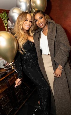 Mariah Carey, Jennifer Hudson, Las Vegas