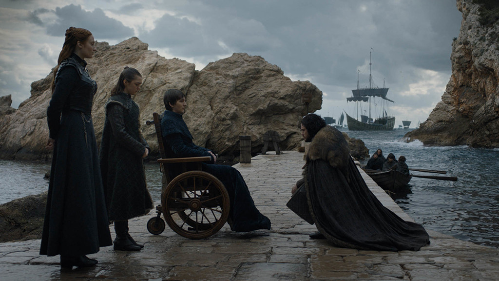 "Isaac Hempstead-Wright on Game of Thrones Finale: ""Life Doesn't Have Neat, Happy Endings"""