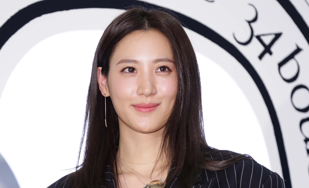 Claudia Kim, DIPTYQUE Garosu-Gil Pop-Up