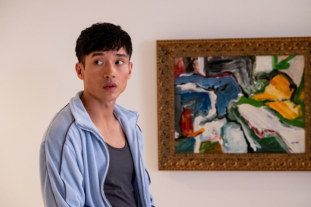 The Good Place, Manny Jacinto