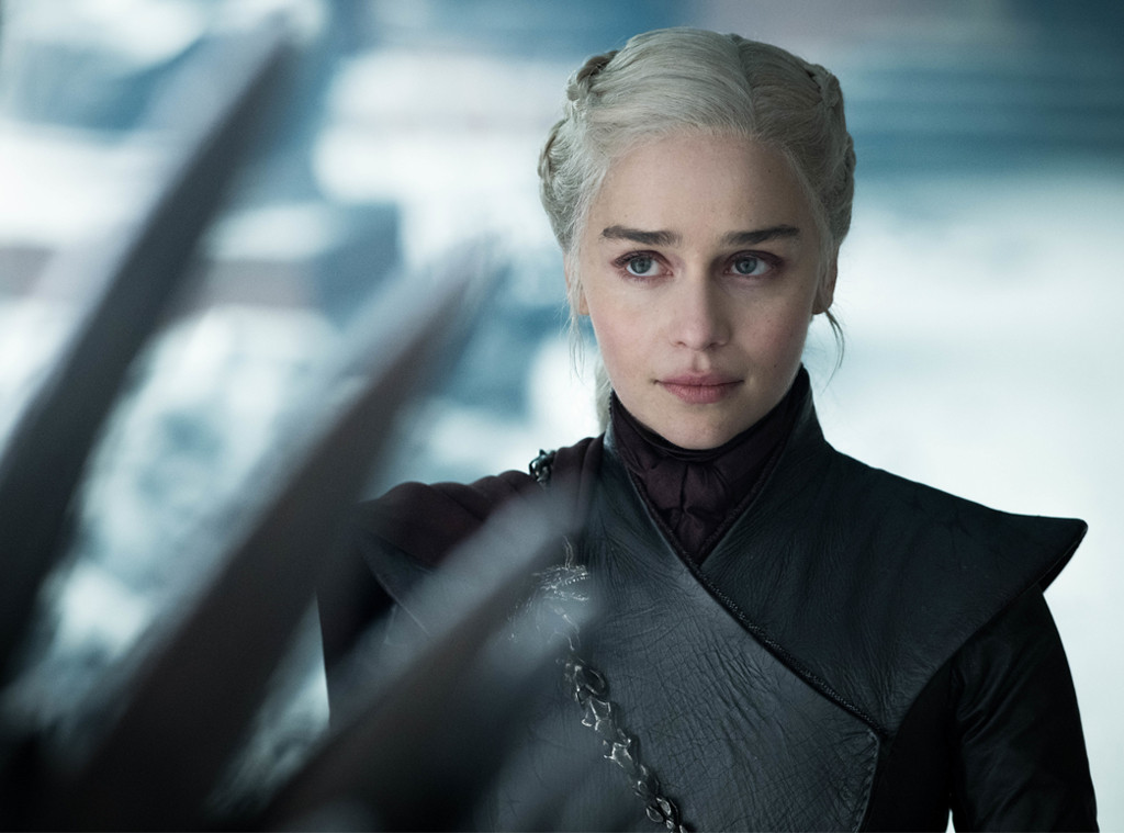 An Ode to Emilia Clarke on Game of Thrones, In Spite of Everything She Had to Work With