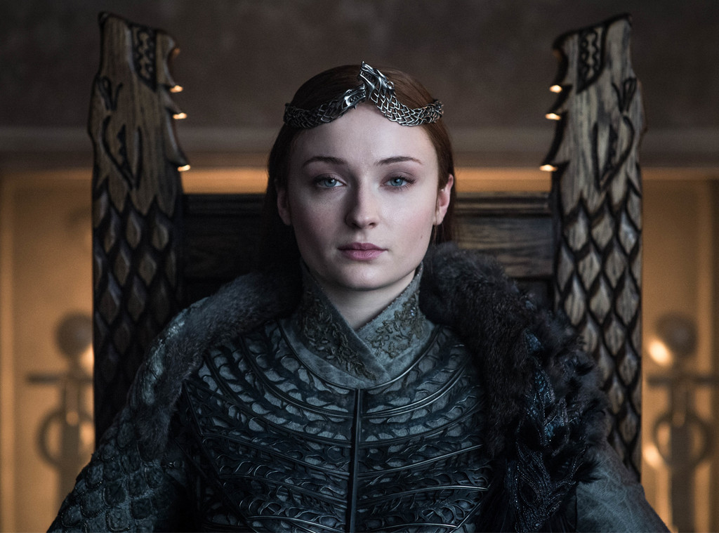 So, Sophie Turner's Game of Thrones Tattoo Really Was a Spoiler This Whole Time?