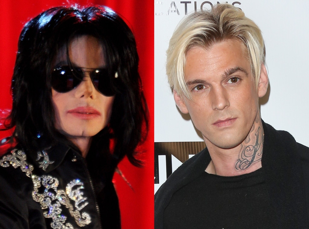 Aaron Carter Says Michael Jackson Was Never Inappropriate