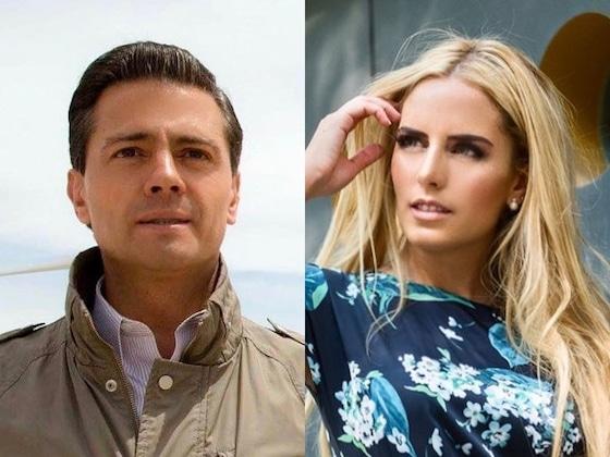 Enrique Peña Nieto y Tania Ruíz ya no ocultan su amor en público ¡Míralos!