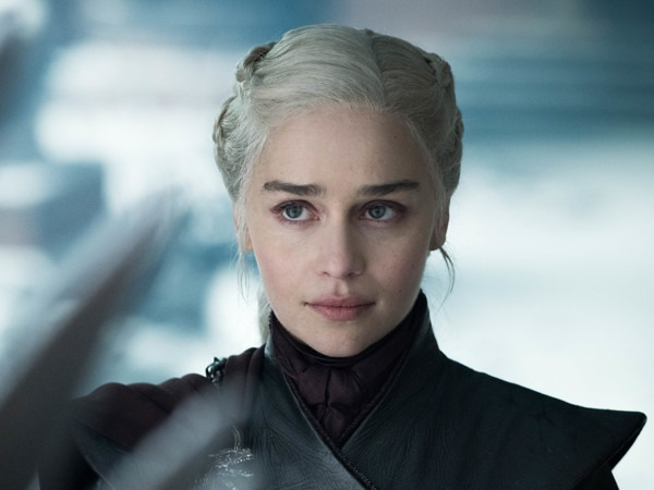 Why Emilia Clarke Is Sick and Tired of Talking About <i>Game of Thrones</i> Nude Scenes