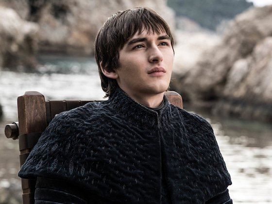 Isaac Hempstead-Wright Reacts to <I>Game of Thrones</i> Finale: &quot;I Genuinely Thought it Was a Joke&quot;</I>