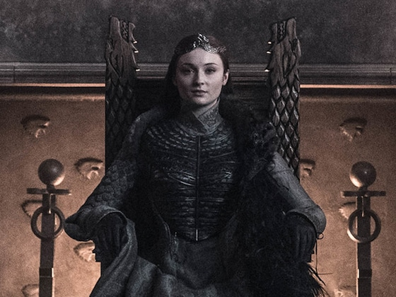 La conmovedora despedida de Sophie Turner de <i>Game of Thrones</i>