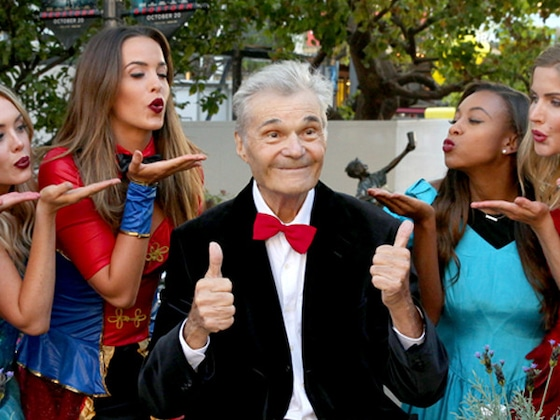Why Fred Willard Keeps Coming Back to the <i>Bachelor</i> Franchise