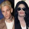 Aaron Carter, Michael Jackson