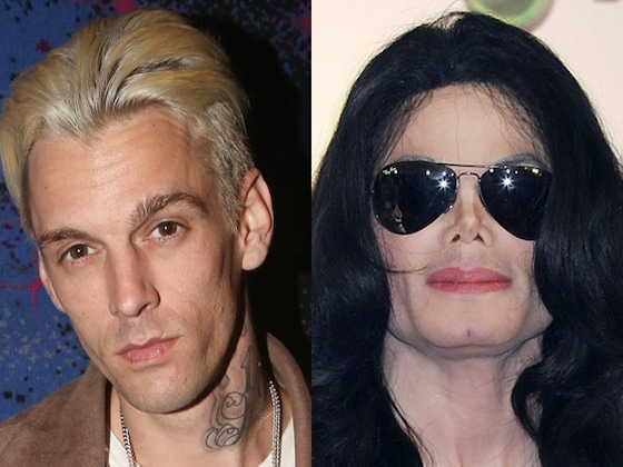 Aaron Carter Backtracks After Claiming Michael Jackson's Behavior Was ''Inappropriate''