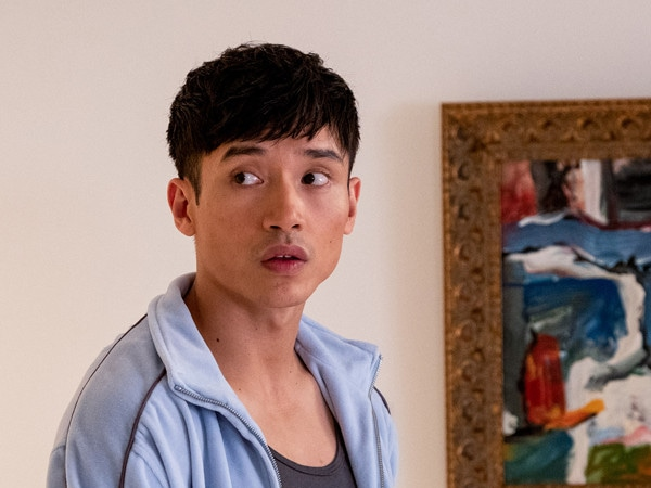 <i>The Good Place</i>'s Manny Jacinto on Your Thirst, Fame and How Playing Dead Has Changed Him