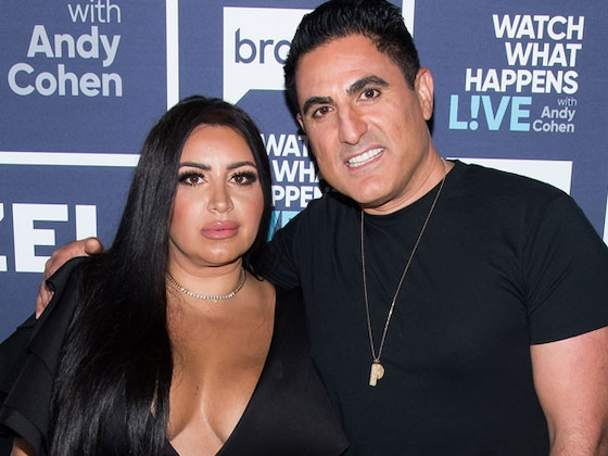 <i>Shahs of Sunset</i> Star Reza Farahan Files a Restraining Order on Mercedes ''MJ'' Javid's Husband