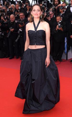 2019 Cannes Film Festival, Red Carpet Fashions, Marion Cotillard