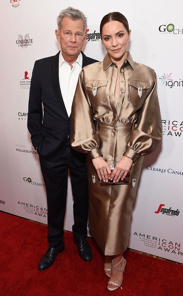 David Foster, Katharine McPhee
