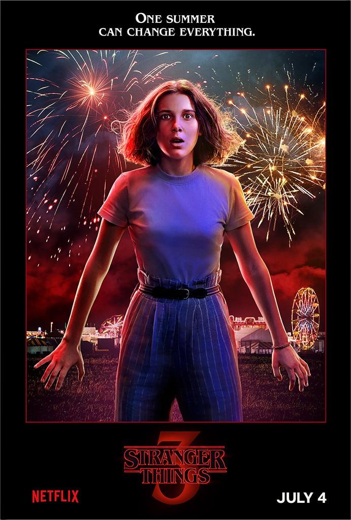 Stranger Things, Season 3, Character Posters