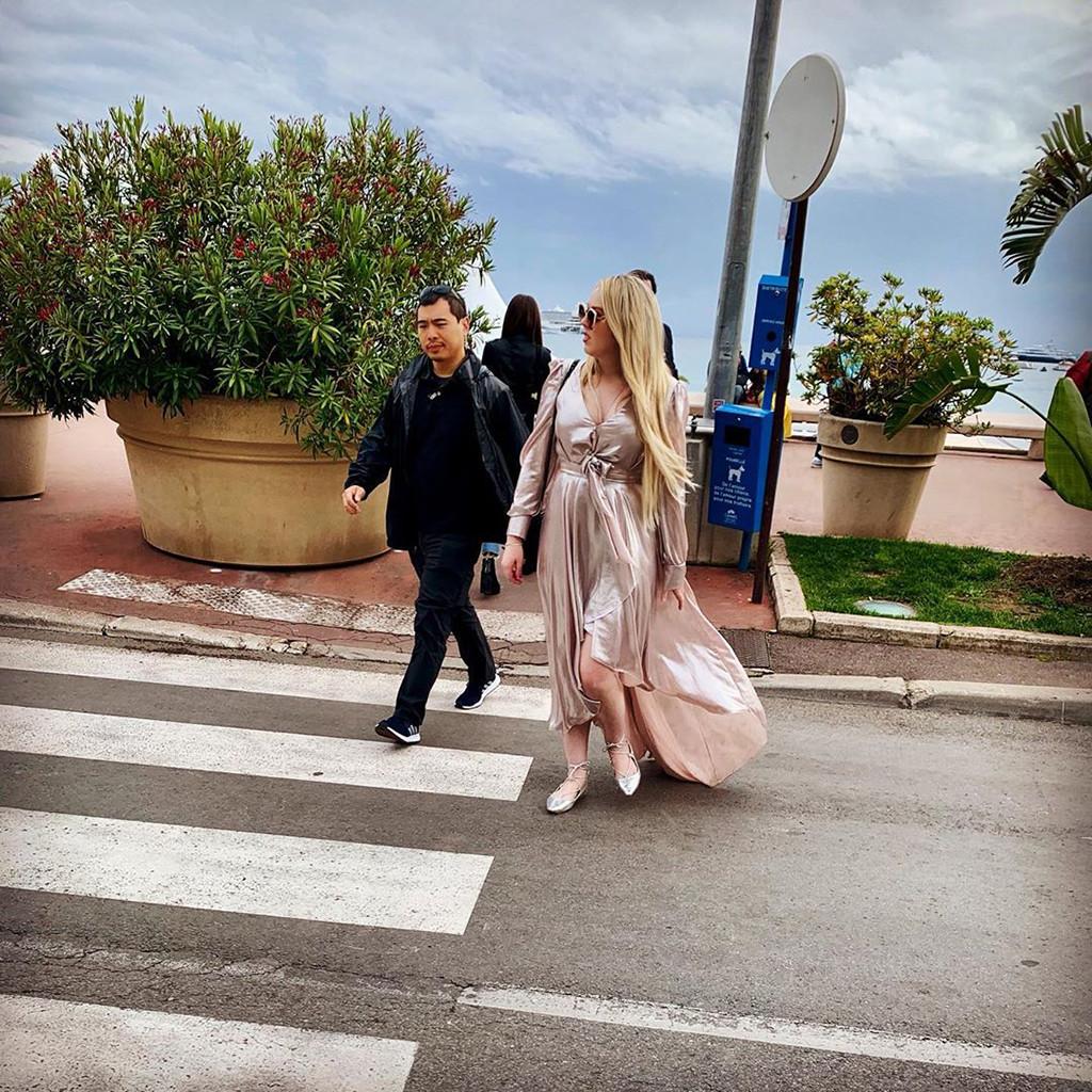 Tiffany Trump, Cannes Film Festival