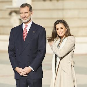 Letizia, Felipe