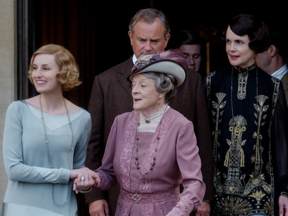 The <i>Downton Abbey</I> Movie Trailer Will Make You Feel All Sorts of Emotions</i>