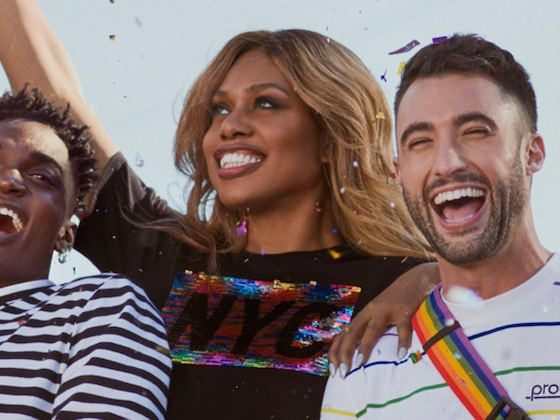 Laverne Cox's New H&M Pride Collection Campaign Will Make You Feel the Love