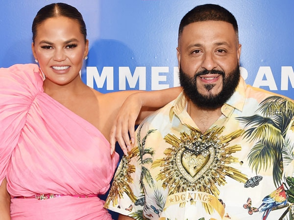 Chrissy Teigen Dishes on Her Daughter's SNL Debut and Meeting DJ Khaled