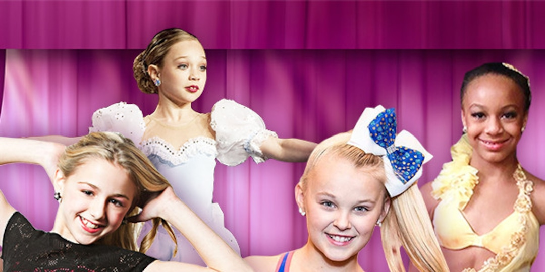Dance Moms Returns Where Are Abby Lee Miller S Students Now E Online