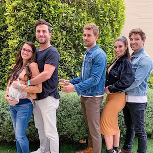 Jade Roper, Tanner Tolbert, Nick Viall, Ashley Iaconetti, Jared Haibon