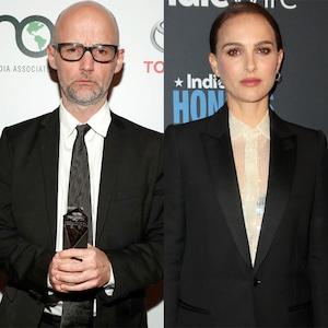 Moby, Natalie Portman