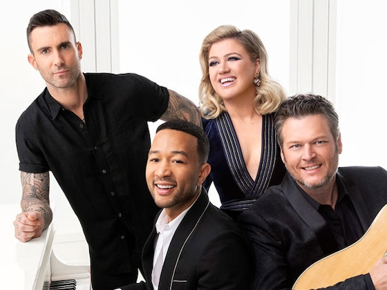 Blake Shelton and John Legend Are Enemies Until After <i>The Voice</i> Finale