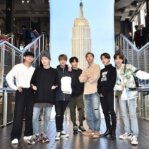 BTS, Empire State Building