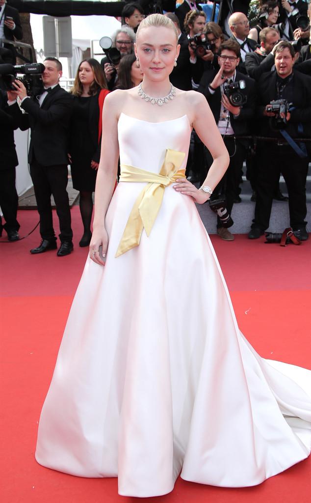 Dakota Fanning, 2019 Cannes Film Festival, Red Carpet Fashions