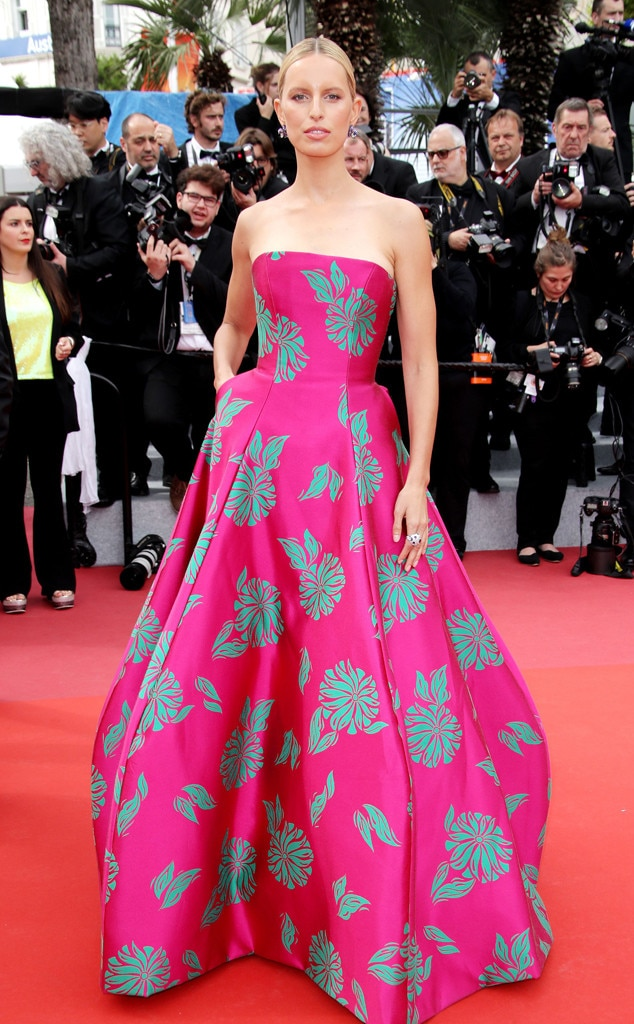 Karolina Kurkova, 2019 Cannes Film Festival, Red Carpet Fashions